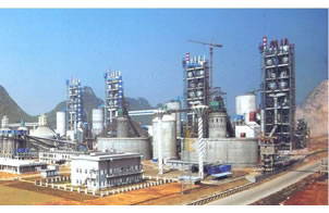 New Type Dry Process Cement Production Line