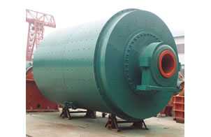 Air Swept Steel Ball Mill